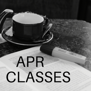 APR CLASSES